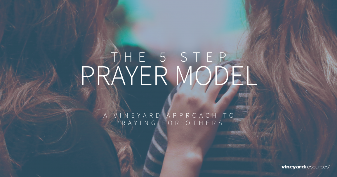 Vineyard Prayer Model